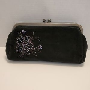 Express Sequined Clutch